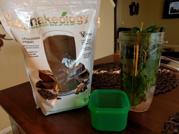 Hammer And Chisel Shakeology