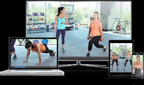 Can you stream beachbody on demand on samsung smart tv