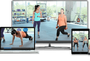 Stream Beachbody Workouts To TV