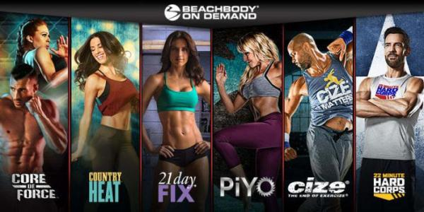 Annual All Access Pass Beachbody On Demand Challenge Pack