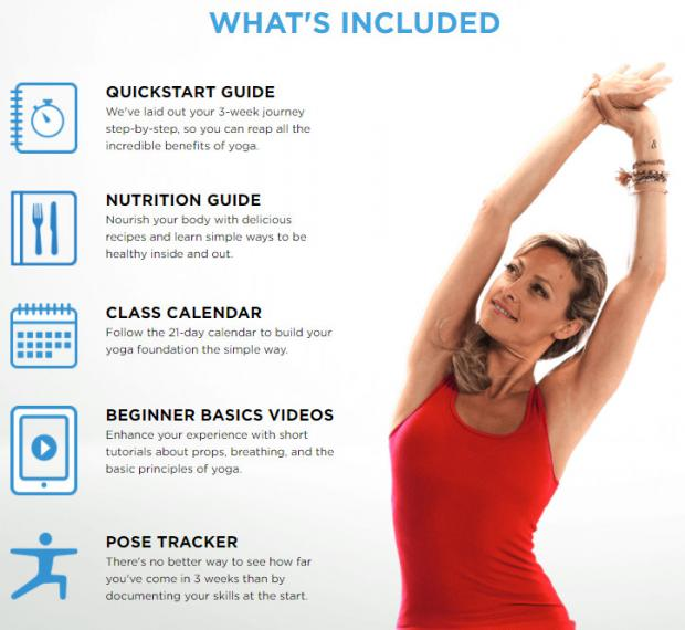 Beachbody Yoga Studio