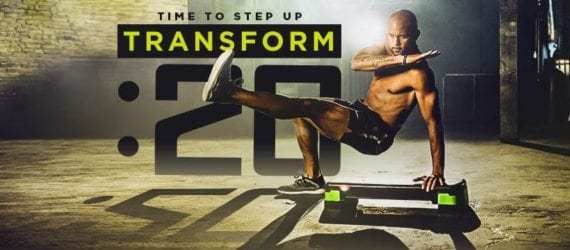 Transform 20 - Shaun T's New 20 Minute/Day Workout