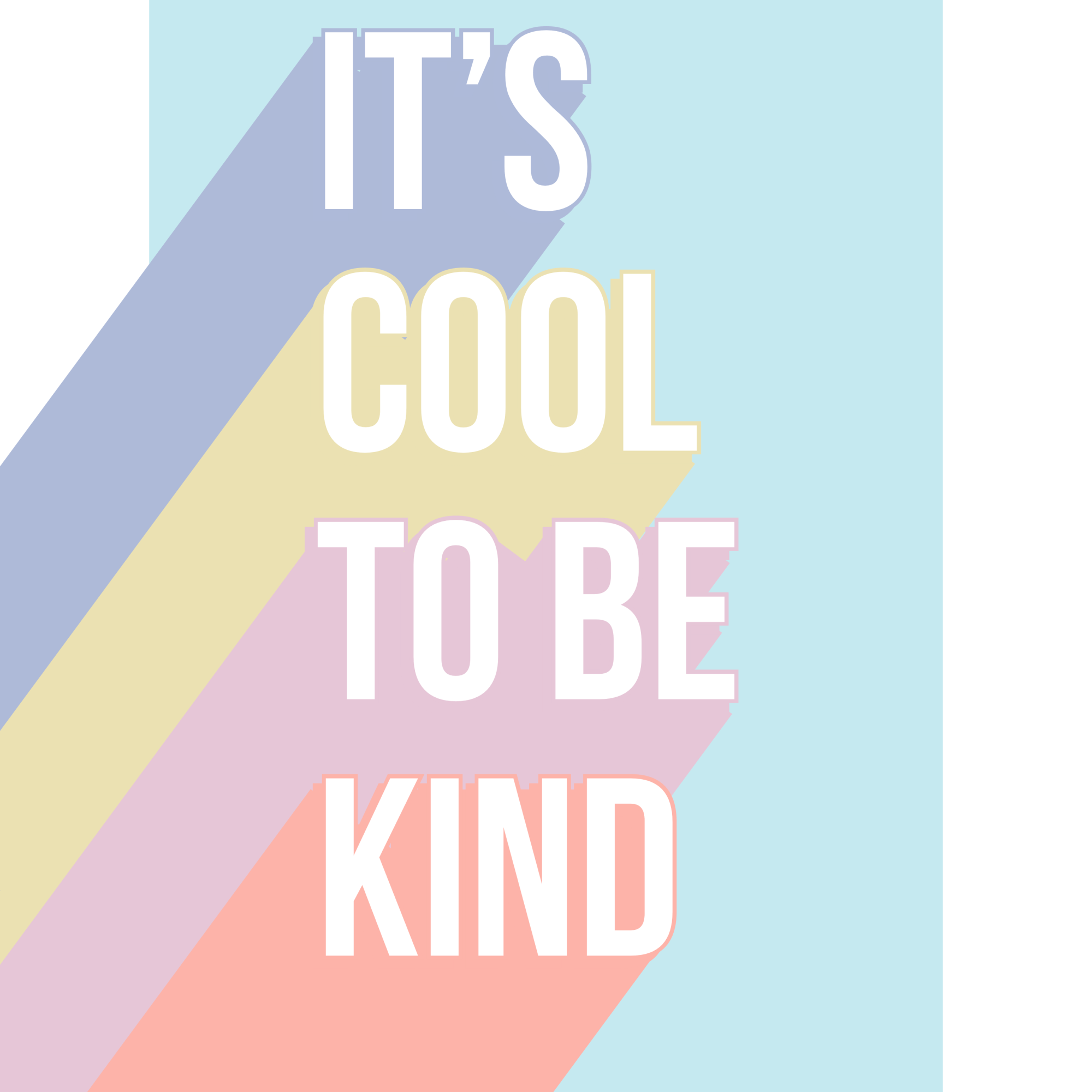 Kind is the New Cool
