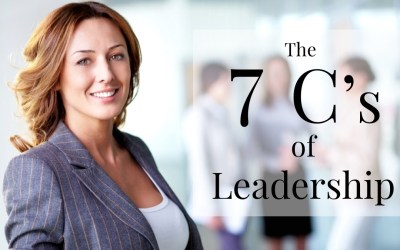 The 7 C's of Leadership