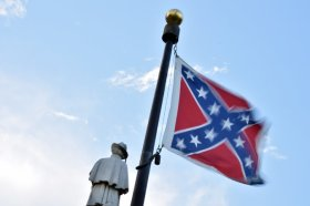 Take Down the Confederate Flag, Symbol of Hatred