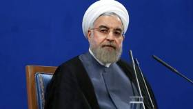 Rouhani defends Iran nuclear deal as 'new page in history'