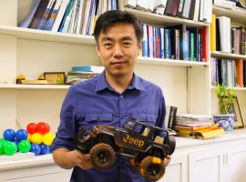 Nanogenerators Will Let Car Tires Pull Electricity From The Ground