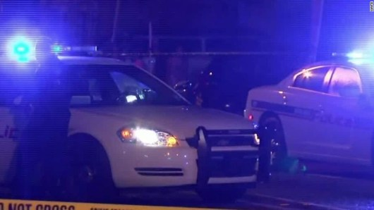 Graphic video shows police shooting