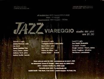 Jazz-Viareggio