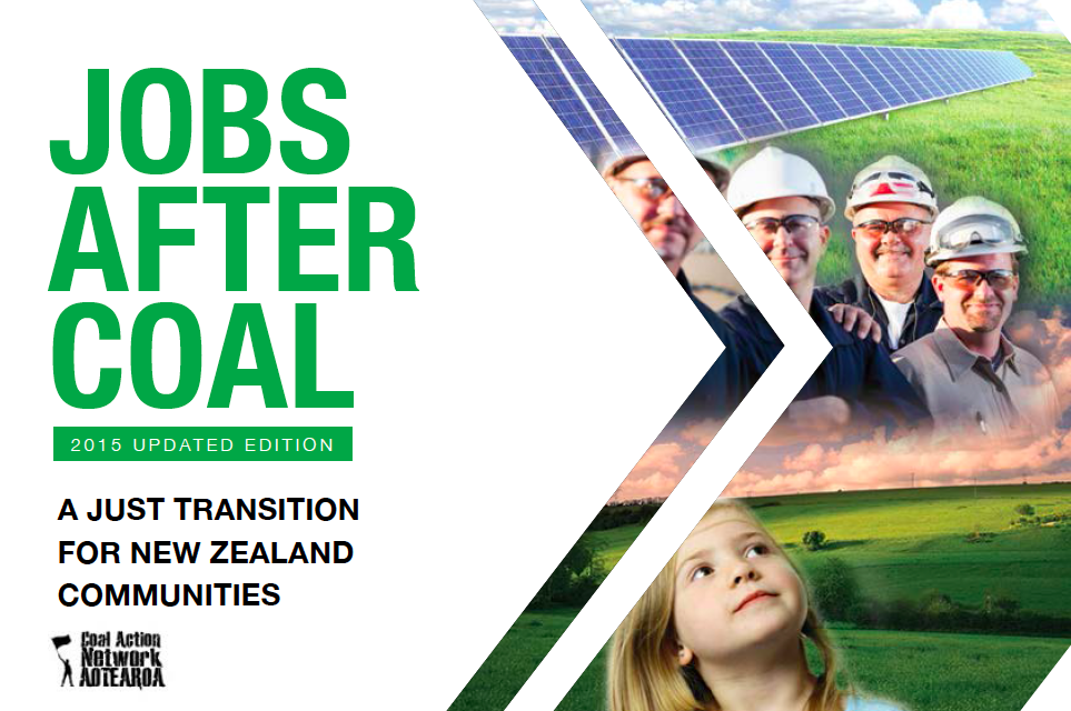 New Jobs After Coal report – the future of coal is grim – but a transition to a better economy is underway