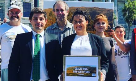Te Kuha Update: Petition Presented, Appeal Continues!