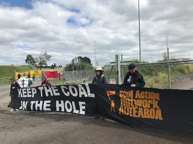 The Kopako1 Protest: A View from the Inside
