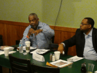 Coalition Power Breakfast 06/29/13 - Dr. Cedric Herring, Professor - UIC IGPA