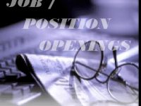 Job Openings - Region 1 Postings 11/25/15 (Cook)