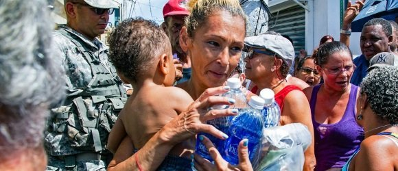 COAL News 092717: Puerto Rico and the Virgin Islands need help