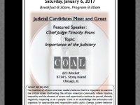 COAL News - January Power Breakfast