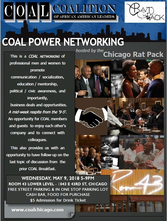 COAL Power Networking 050918