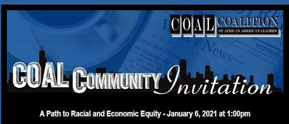 COAL Invite - Senate Majority Leader Lightford on Path to Racial and Economic Equity