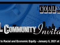 COAL Invite - Senate Majority Leader Lightford on Path to Racial and Economic Equity