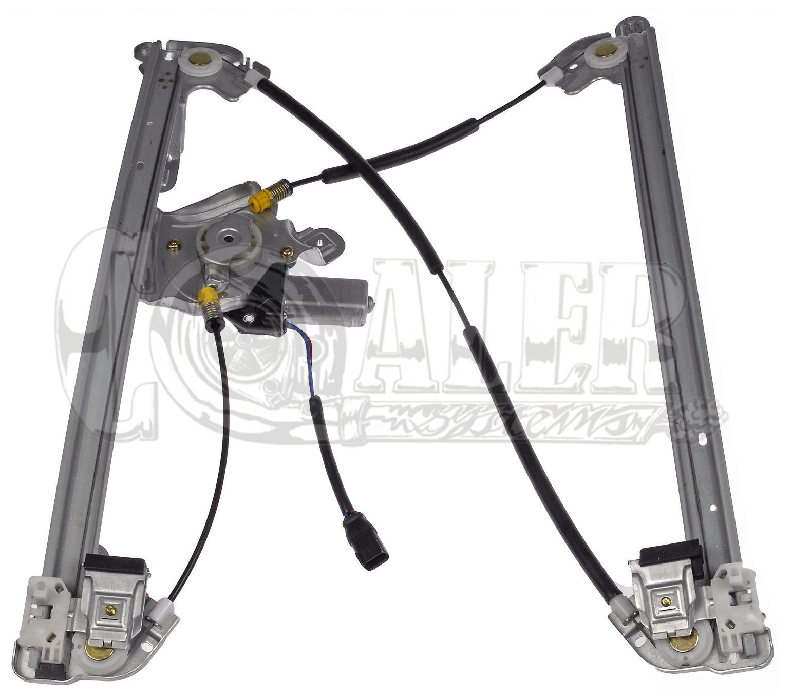 Ford F150 Window Regulator W Motor