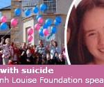 Coping with suicide: The Niamh Louise Foundation speaks
