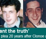 Families 'demand truth' on 20th anniversary of SAS Clonoe ambush