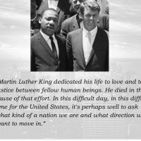 Elixir for 2018: Remembering Dr. King's Life and Kennedy's Tribute