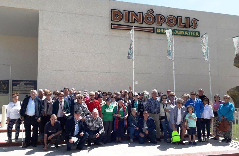 foto de familia dinopolis