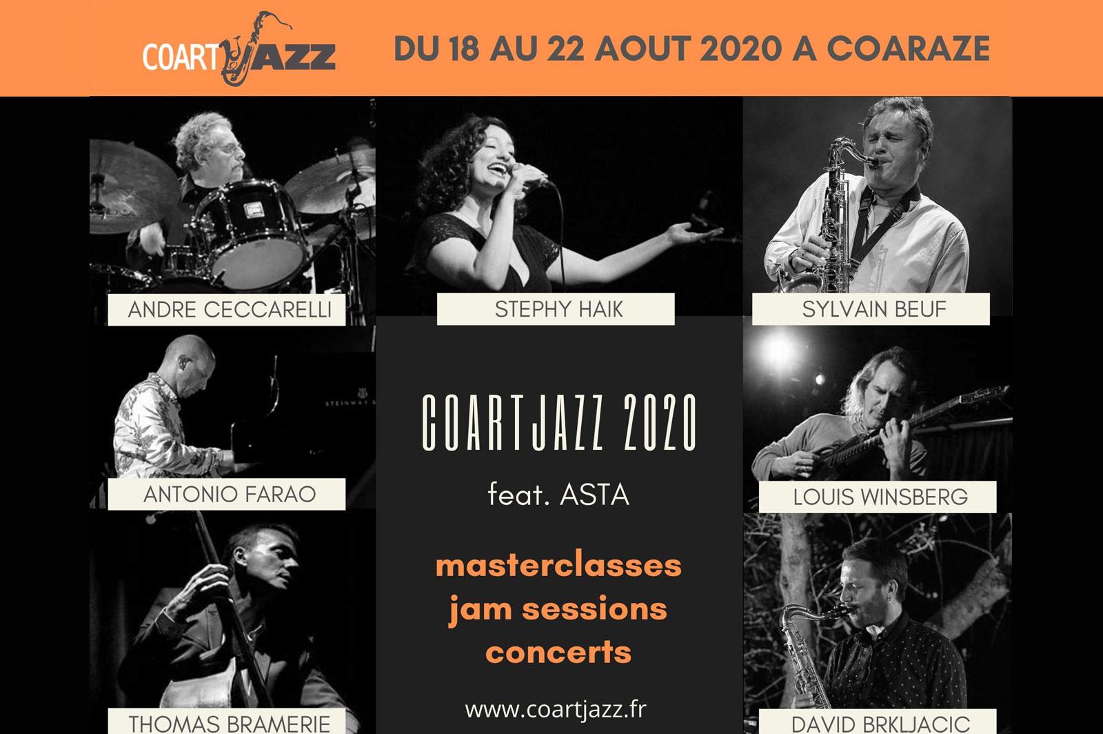Les dates 2020 : du 18 au 22 Août