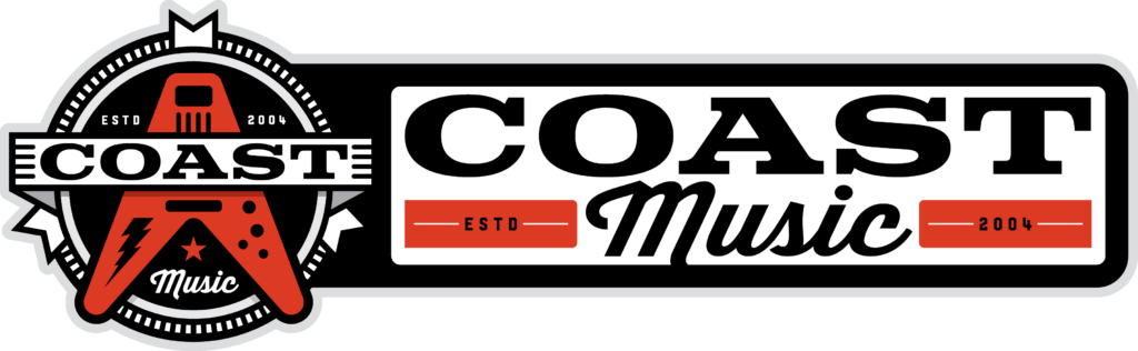 Coast Music logo
