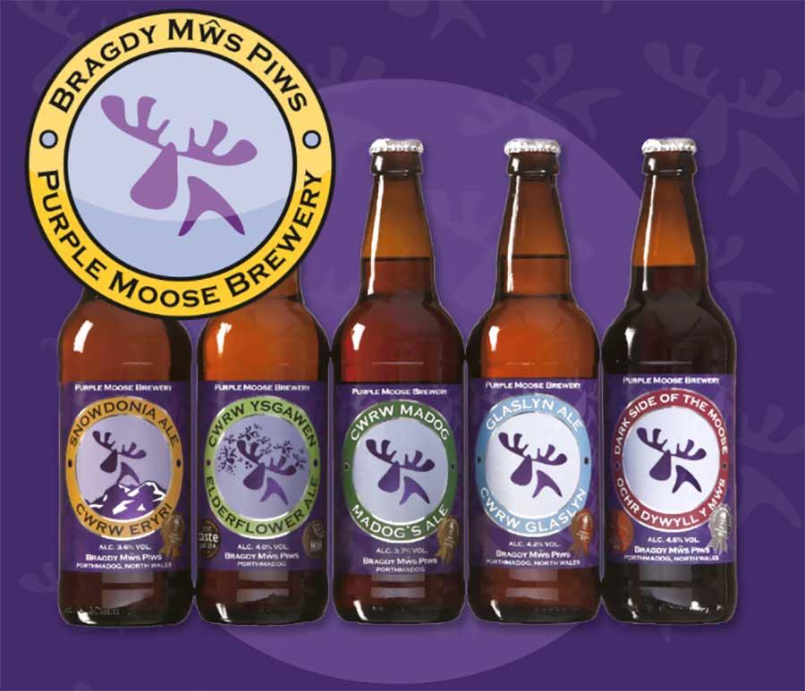 Purple Moose Brewery