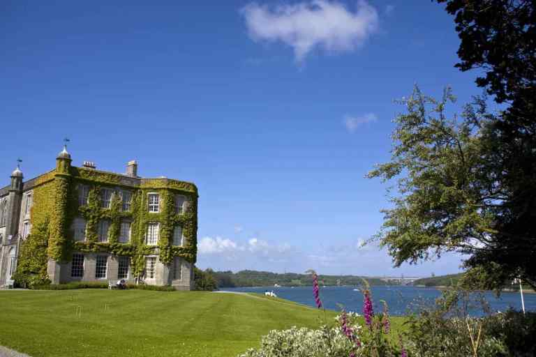 Plas Newydd a National trust Property on the Banks of The Menai Straits