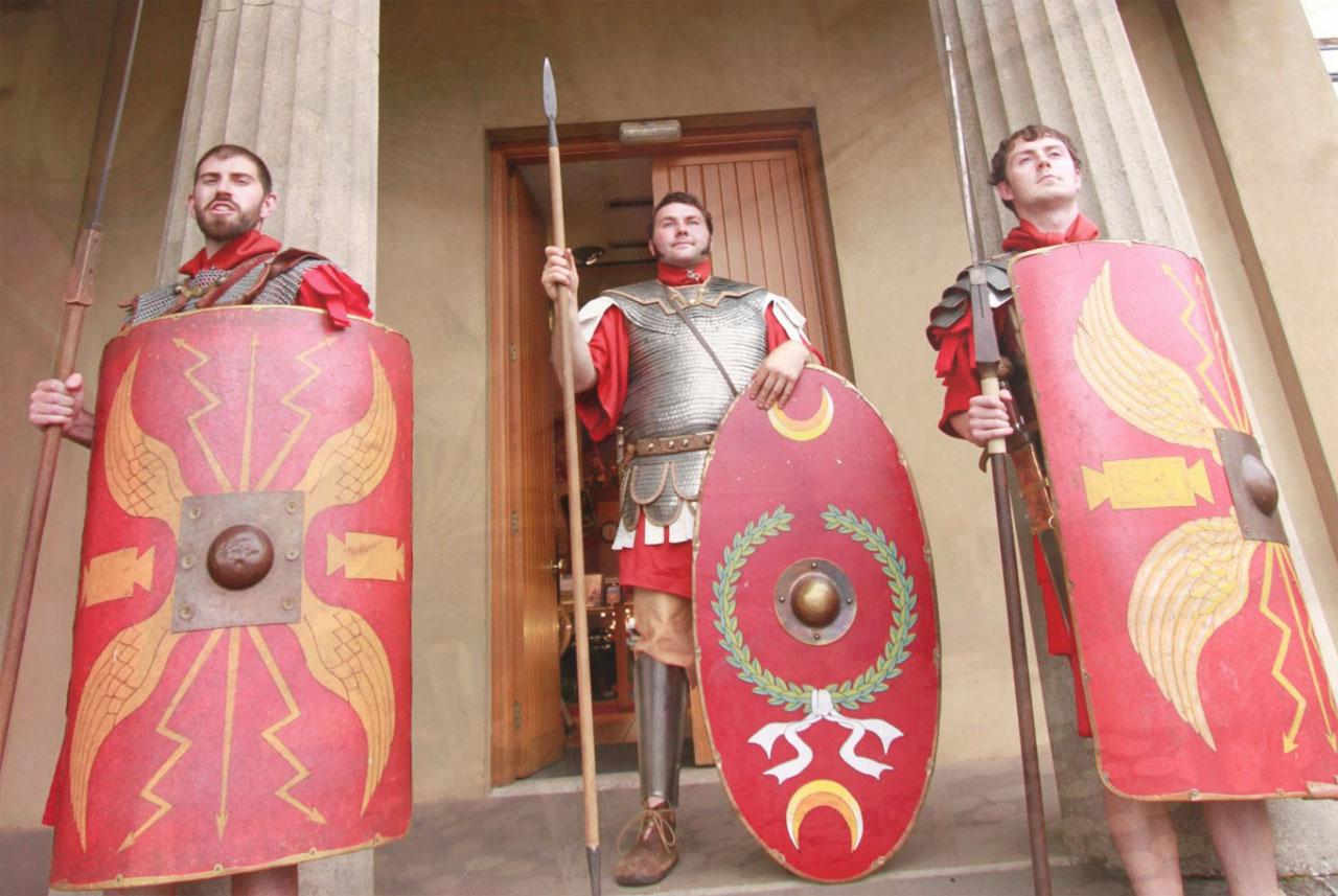 National Roman Legion Museum