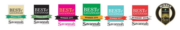 Best of Savannah Awards