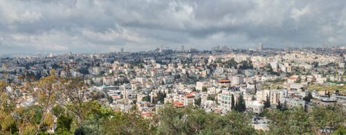 From the Mount of Olives