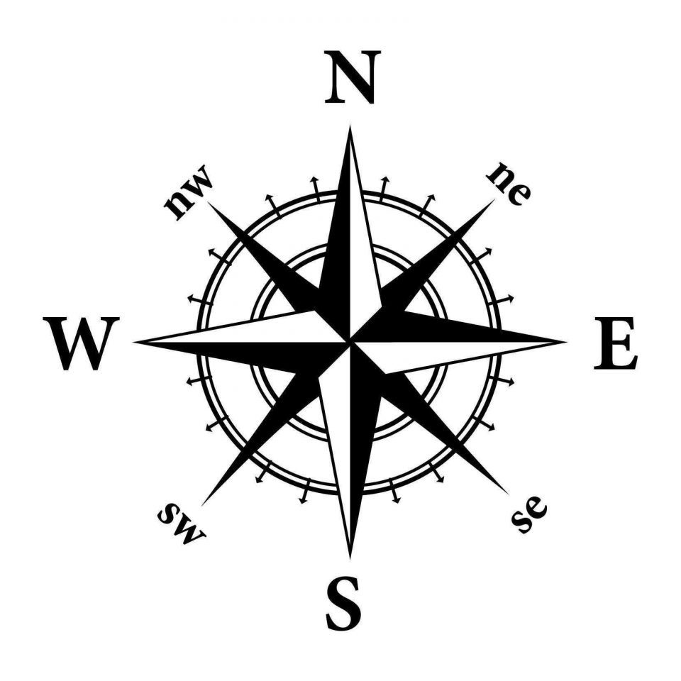 Compass Rose Drawings With Quotes Quotesgram