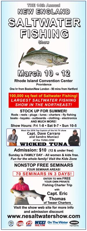 NE Saltwater Show