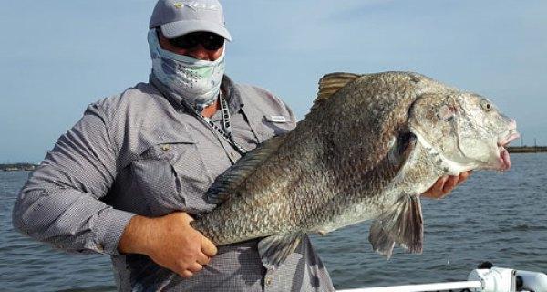 Galveston Bay fishing report
