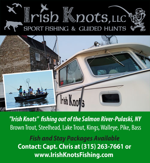 Irish Knots Sport Fishing