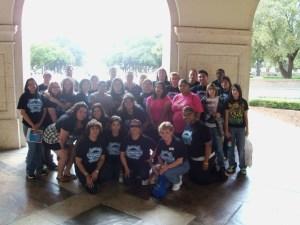 TRiO SSS group photo
