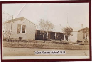 Lott Canada School in Beeville, Texas