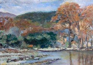 Whisper Creek by Louis Garcia