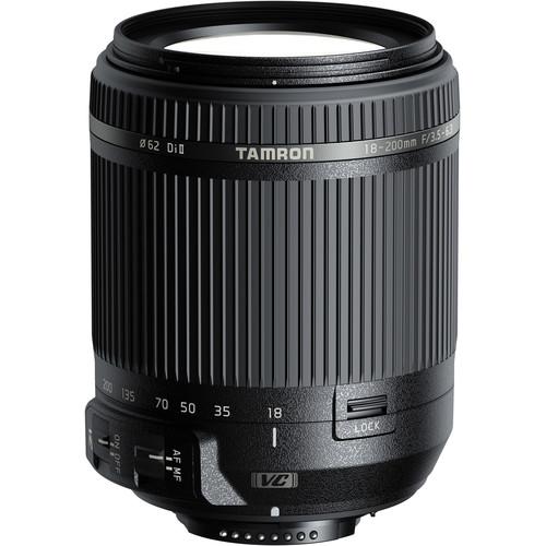 Tamron AF 18-200/3.5-6.3 Di II VC for Nikon