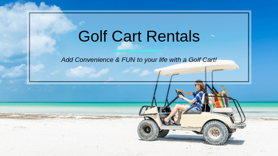 Coastal Carts Unlimited- Golf Cart Rental
