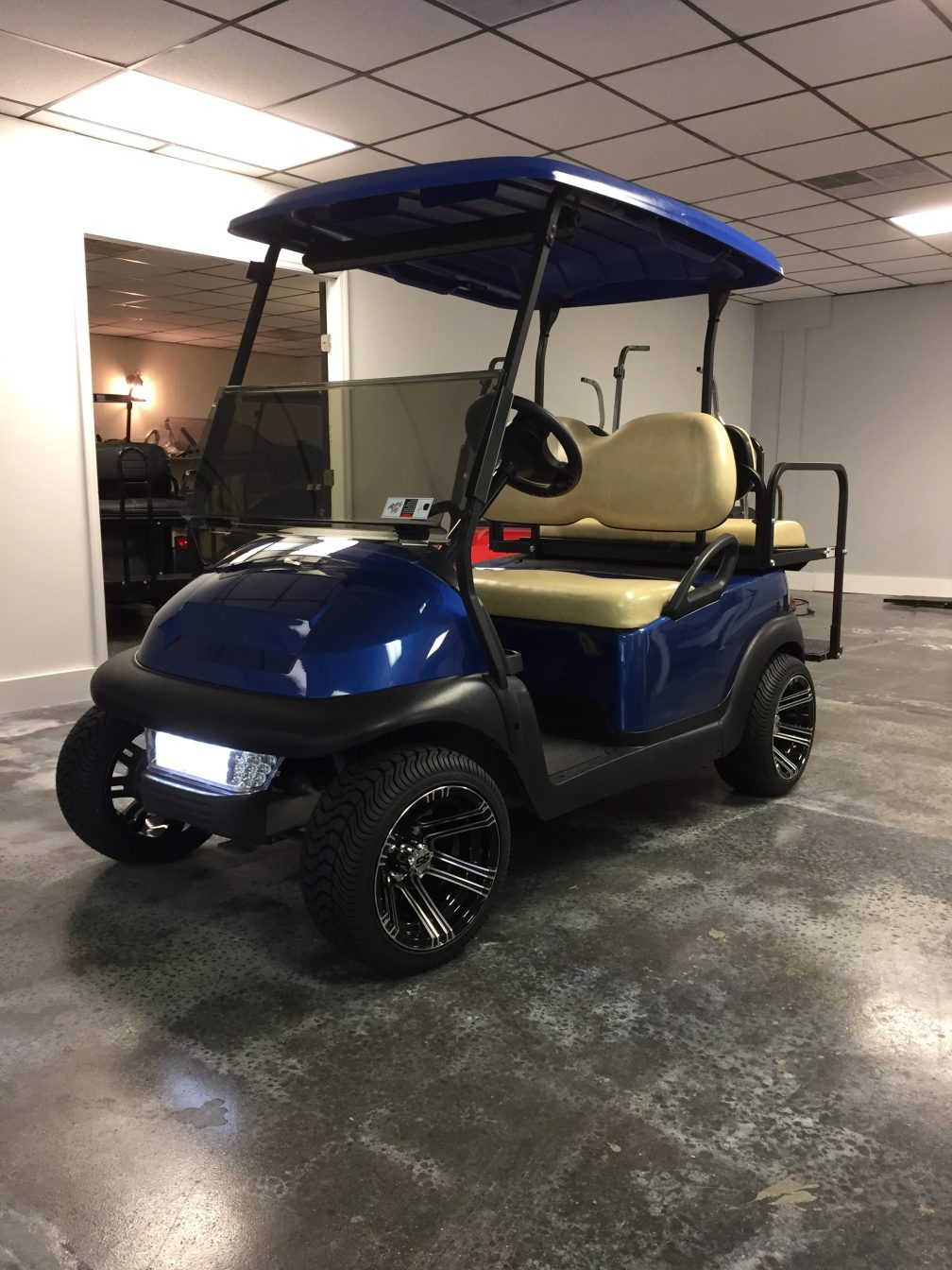 Low Profile Golf Cart Tires