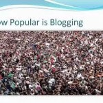 Try blogging to help your business