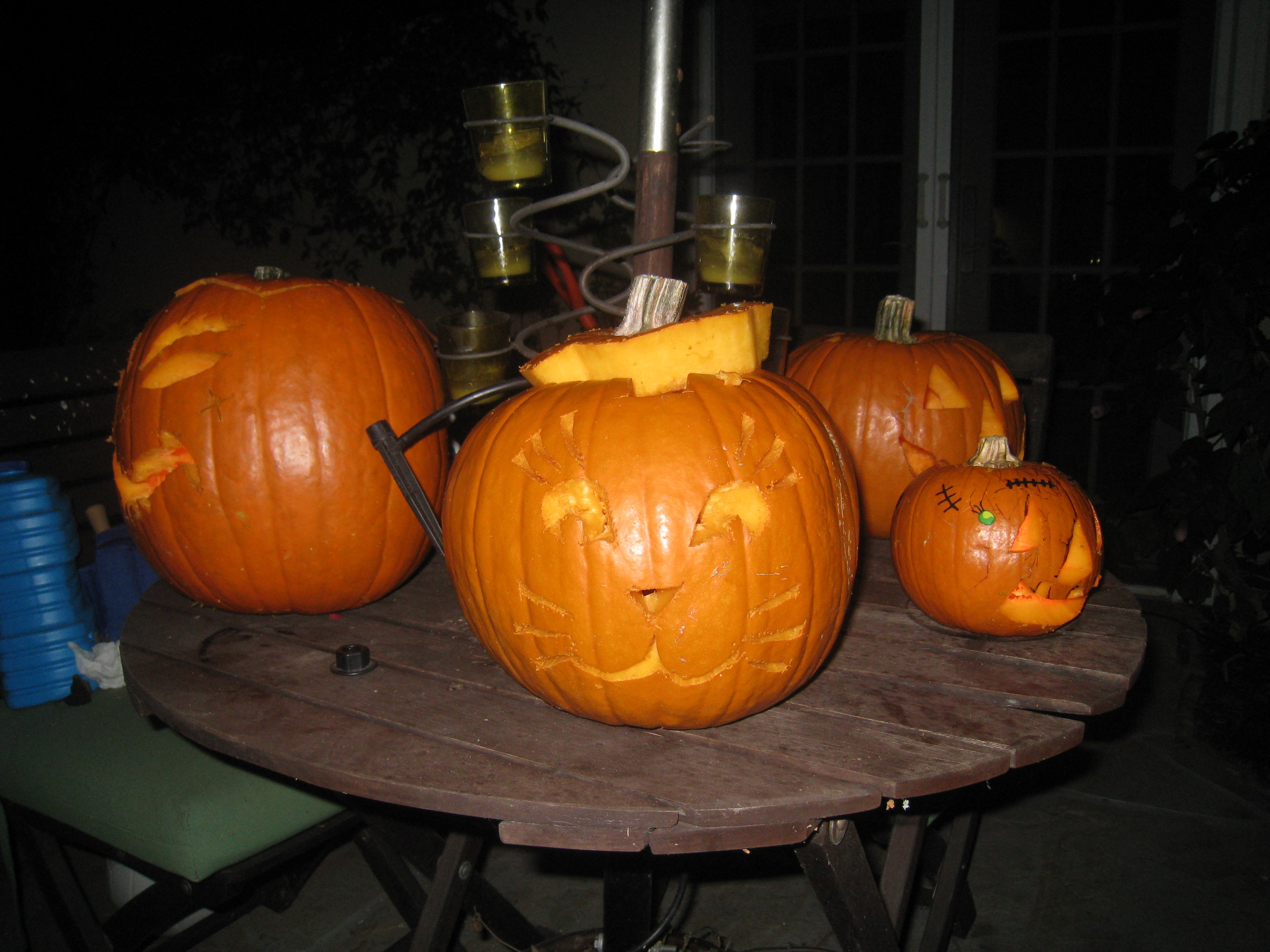The family of pumpkins