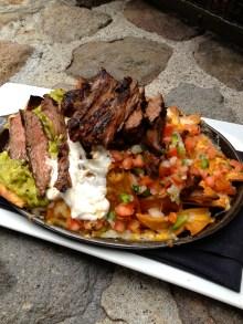 coastal/steak nachos