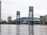 Main Street Bridge in Jacksonville, FL