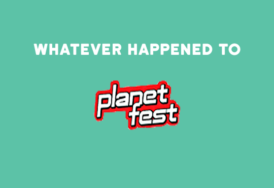 Whatever Happened to Jacksonville's Planetfest?